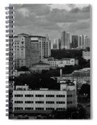 Coral Gables Spiral Notebook