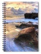 Coral Garden Spiral Notebook
