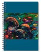 Coral Reef 2 Spiral Notebook