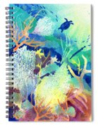 Coral Reef Dreams 2 Spiral Notebook