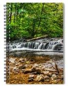 Corbett's Glen Waters Spiral Notebook