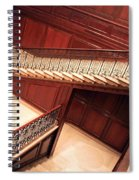 Corcoran Gallery Staircase Spiral Notebook