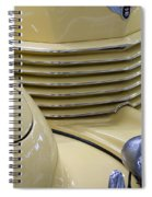 Cord 812 Oldtimer From 1937 Grill Spiral Notebook