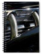 Cord Spiral Notebook