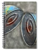 Core Spiral Notebook
