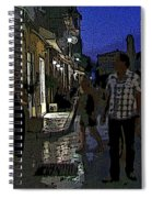 Corfu-86 Spiral Notebook