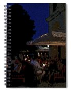 Corfu-90 Spiral Notebook