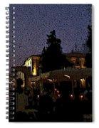Corfu-91 Spiral Notebook