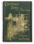 Coridons Song And Other Verses Spiral Notebook