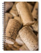 Cork Spiral Notebook