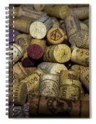 Corks Spiral Notebook