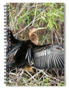 Cormorant Wingspan Spiral Notebook
