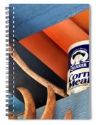 Corn Meal And Ritz 31906 Spiral Notebook