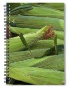 Corn New Jersey Grown  Spiral Notebook