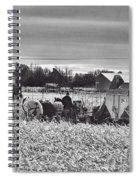 Corn Picker November 2013 Spiral Notebook