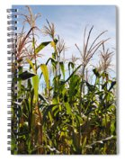 Corn Production Spiral Notebook