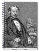 Cornelius V Spiral Notebook