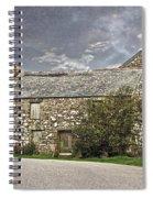 Cornish Farm Spiral Notebook