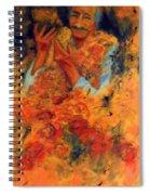 Cornucopia Of Love Spiral Notebook