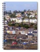 Cornwall - Mevagissey Spiral Notebook