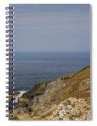 Cornwall - Trevose Head Spiral Notebook