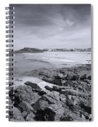 Cornwall Coastline 2 Spiral Notebook
