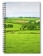 Cornwall Panorama Color Spiral Notebook