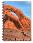 Corona Arch Canyon Spiral Notebook