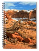 Corona Canyon Spiral Notebook
