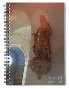 Corona Madonna Spiral Notebook