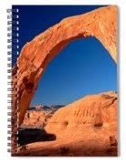 Corona Sunrise Spiral Notebook