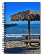 Corona Time Spiral Notebook