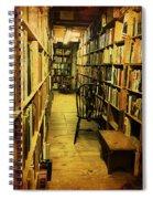 Corridor Of Contemplation Spiral Notebook