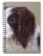 Corrie Spiral Notebook