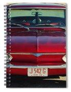 Corvair Spiral Notebook