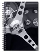 Corvette Classic Spiral Notebook