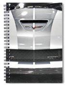 Corvette  Spiral Notebook