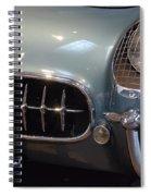 Corvette Roadster 1955 Spiral Notebook