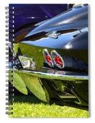 Corvette Stingray Spiral Notebook