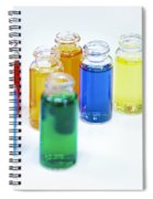 Cosmetics Manufacturer Spiral Notebook