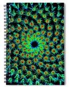 Cosmic Cacti In Spokane Spiral Notebook