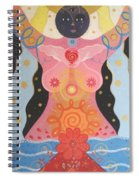 Cosmic Carnival I V Aka Creation Spiral Notebook