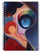 Cosmic Carnival IIl Aka Desire Spiral Notebook