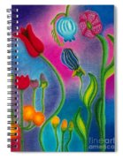 Cosmic Gargen Spiral Notebook