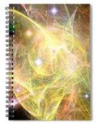 Cosmic Jubilation Spiral Notebook