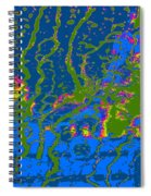 Cosmic Series 019 Spiral Notebook