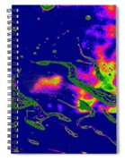 Cosmic Series 025 Spiral Notebook