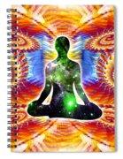 Cosmic Spiral Ascension 10 Spiral Notebook