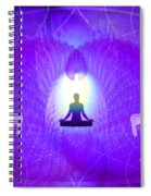 Cosmic Spiral Ascension 28 Spiral Notebook