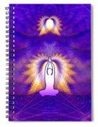 Cosmic Spiral Ascension 31 Spiral Notebook